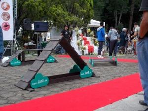 Obstáculos para el evento