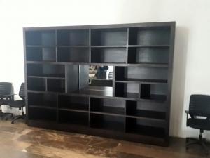 Mueble Librero Auca