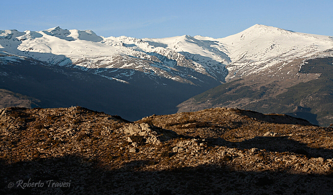 Vertiente meridional de SIerra Nevada