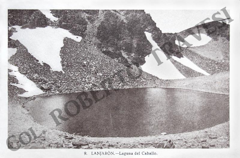 9. LANJARON.- Laguna del Caballo
