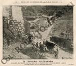El temporal en Granada
