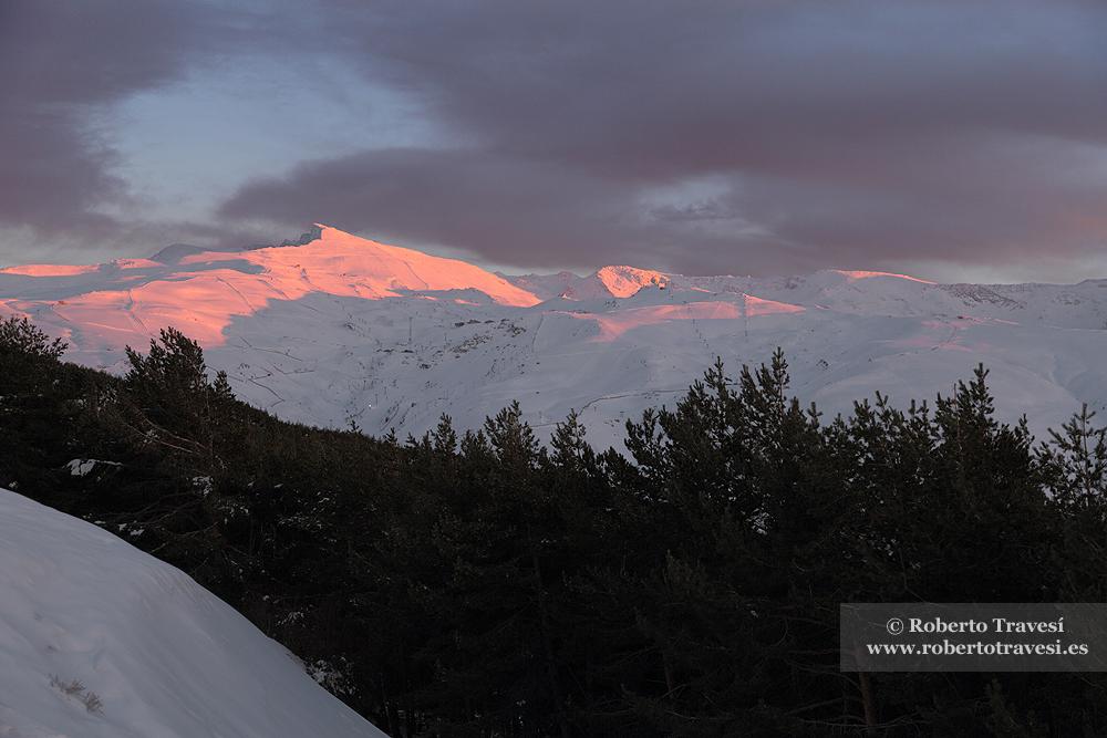 El Picacho del Veleta (3.394 m)