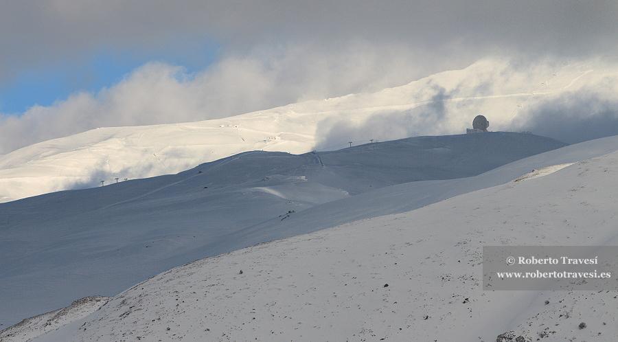 Radiotelescopio de Sierra Nevada