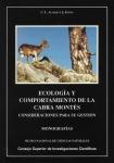 Ecología y comportamiento de la cabra montés