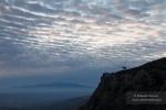 Sierra Nevada desde Sierra Tejeda