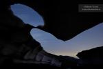 Noche en el interior de un nevero