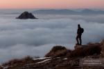 La cumbre del Trevenque (2.079 m)