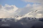 Entre nubes (Tozal del Cartujo)